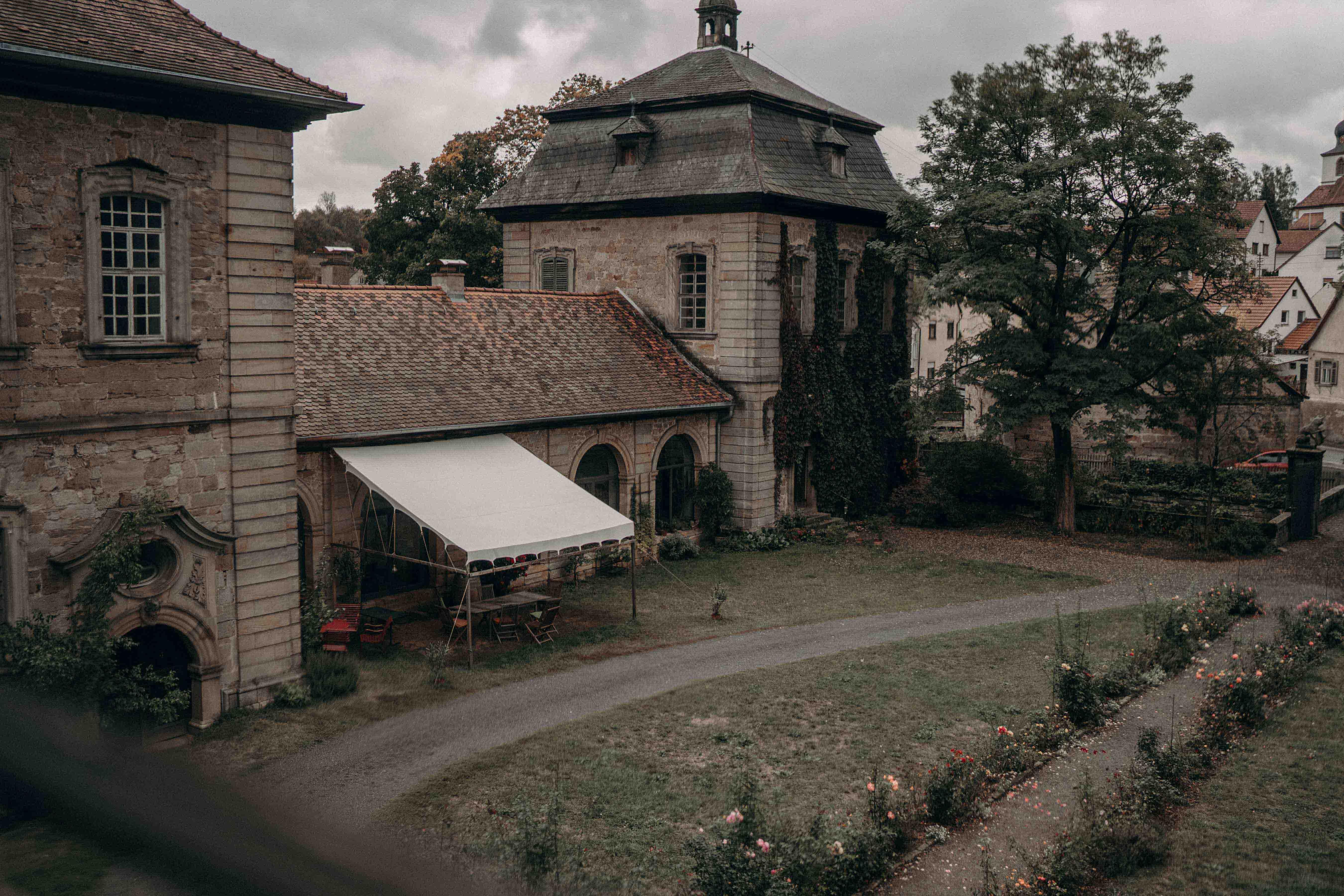 Hochzeit im Schloss Burgpreppach