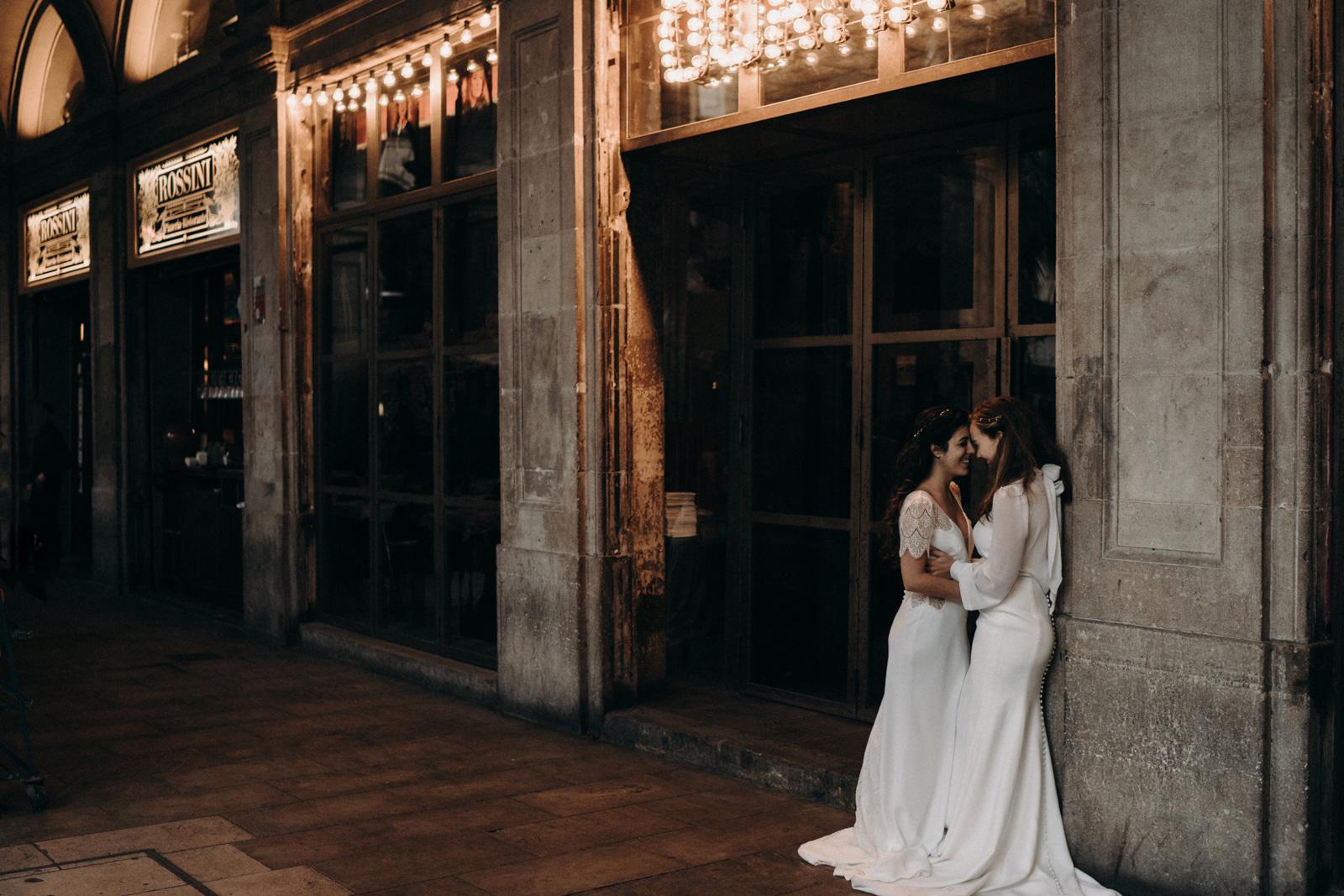 LGBT wedding in barcelona